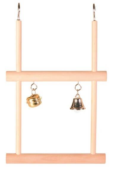 trap ze balan oire double pour oiseaux accessoires pour oiseaux. Black Bedroom Furniture Sets. Home Design Ideas
