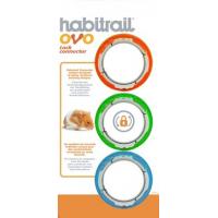 Set di 3 connettori per gabbia roditore Habitrail Ovo