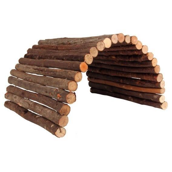 Pont en bois pour rongeur _0
