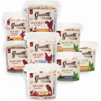 Koekjes van gerecycled brood 100% Bio