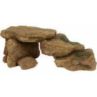 Petit rocher pour terrarium