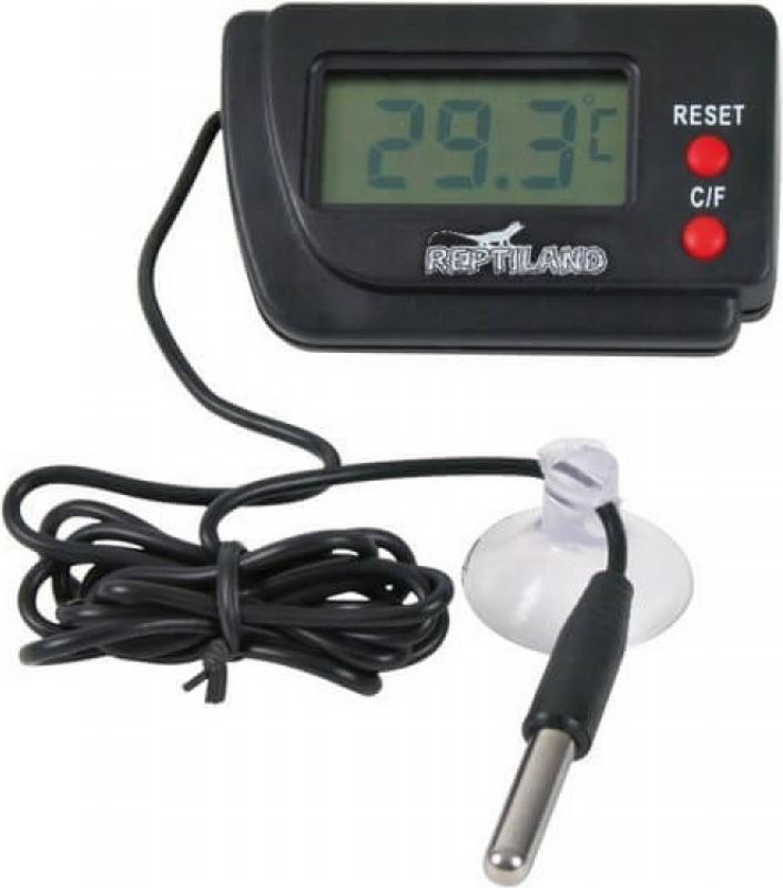 Thermomètre digital avec sonde Trixie Reptiland