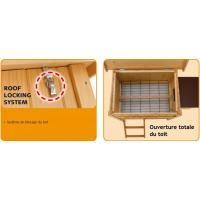 Poulailler HEN HOUSE BASIC 120 (2)