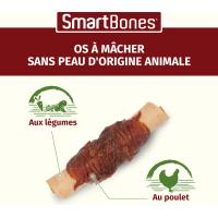 SmartBones Wrapped Sticks au Poulet - plusieurs tailles disponibles