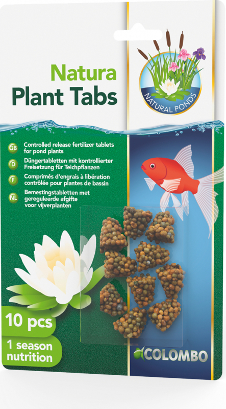 Colombo Natura Plant Tabs