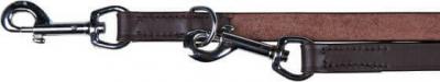 Active Laisse réglable 3 points en cuir haute qualité