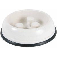 Gamelle anti-étouffement Slow Feed en plastique (2)