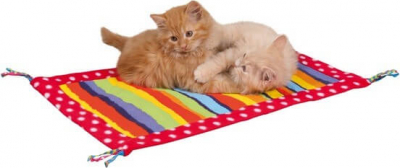 Play Mat, Fleece/Canvas