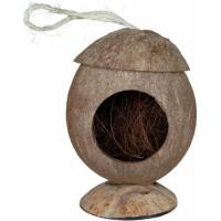 Huisje van kokosnoot