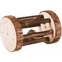 Rouleau de jeu avec clochette Natural Living (1)