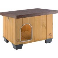 Niche en bois pour chien robuste BAITA