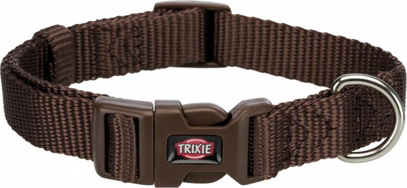 Premium Collier pour chien en nylon avec décharge de traction - Conforme au bien-être animal - Plusieurs coloris et tailles disponibles