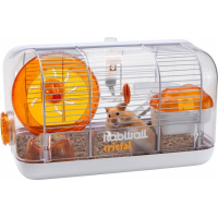 Cage Habitrail Cristal pour Hamster
