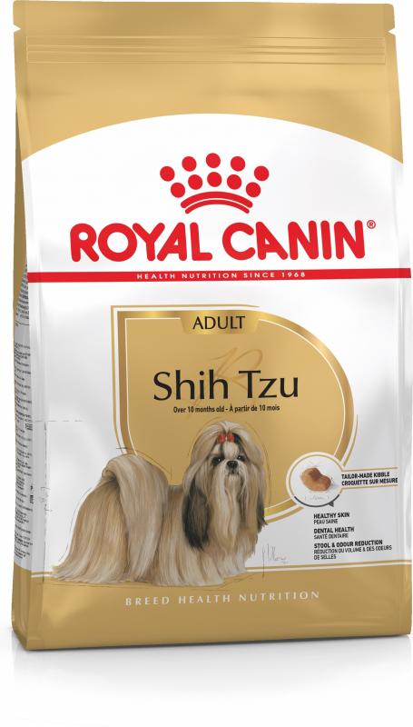 Pienso Royal Canin Breed Shih Tzu 24 adult