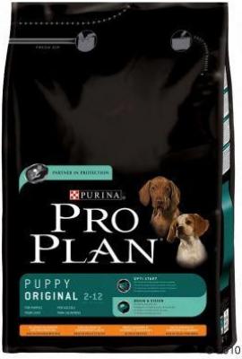 PRO PLAN DOG PUPPY ORIGINAL RICHE EN POULET