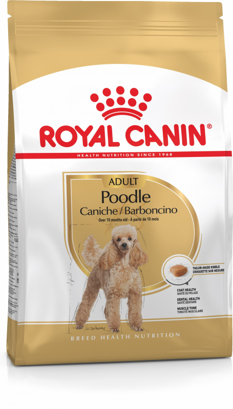 Royal Canin Breed Poodle Caniche Adult