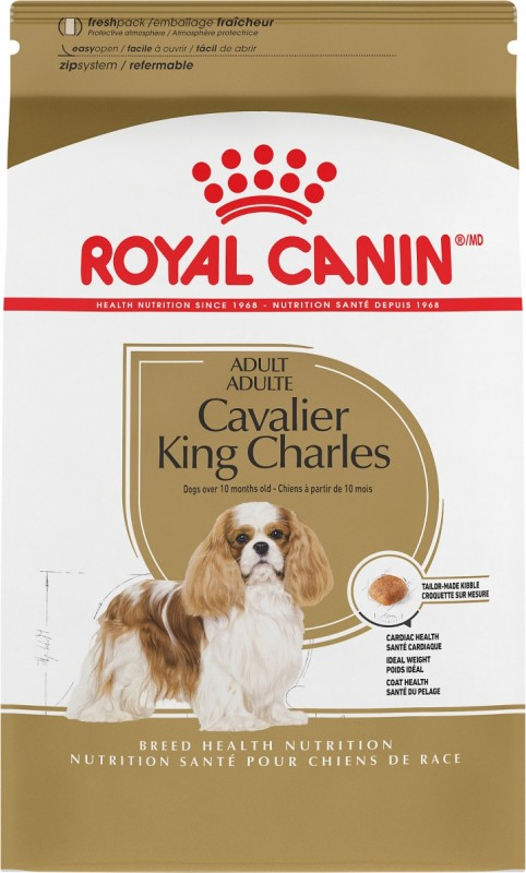 Royal Canin Breed Cavalier King Charles Adult