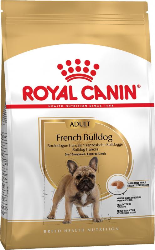 Royal Canin Breed Bulldog Francês Adulto