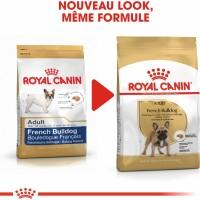 Royal Canin Breed Bouledogue francais Adult