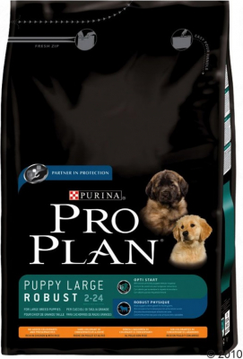 PRO PLAN DOG PUPPY LARGE ROBUST