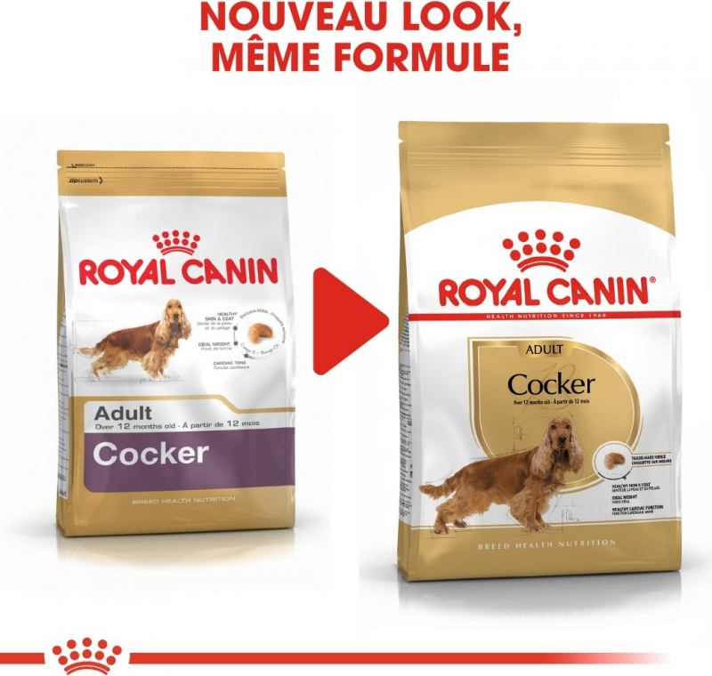 Royal Canin Breed Cocker Adult