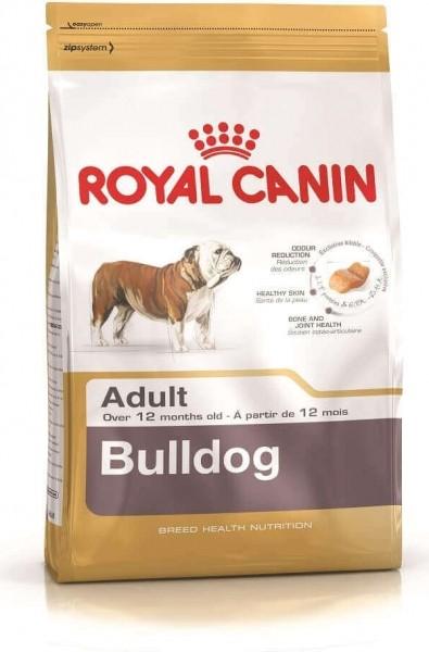 Pienso Royal Canin Breed Bulldog Inglés 24 adulto