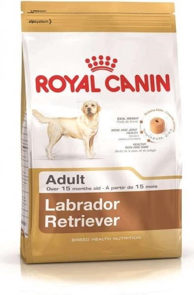 Royal Canin Breed Labrador Retriever 30 adult