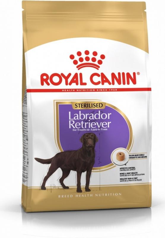 Royal Canin Breed Labrador Retriever 30 STERILISED adult