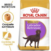 Royal Canin Breed Labrador Retriever Sterilised adult