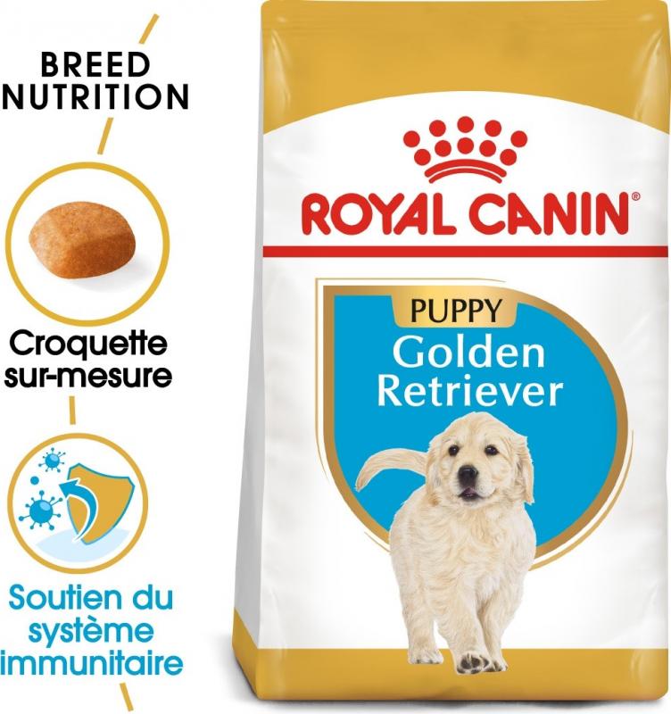 Royal Canin Breed Golden Retriever Junior