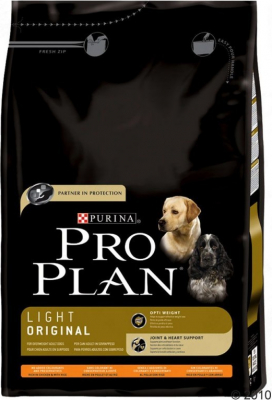 PRO PLAN DOG LIGHT ORIGINAL RICHE EN POULET