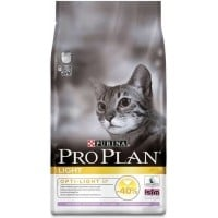 PRO PLAN Adult Light Riche en dinde et riz pour chat