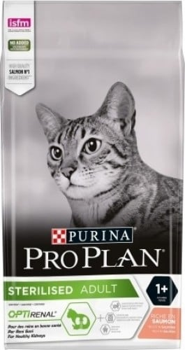 PRO PLAN CAT STERILISED RICO EN SALMÓN Y ATÚN