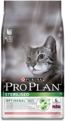 PRO PLAN Sterilised Riche en saumon pour chat