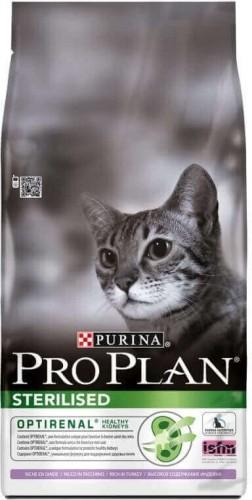 PRO PLAN Sterilised Riche en dinde pour chat