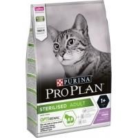 PRO PLAN Sterilised Adult Optirenal à la Dinde pour chat adulte stérilisé