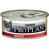 PRO PLAN Adult Pâtée au poulet en boîtes pour chat