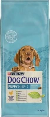 DOG CHOW Puppy pour chiots - 2 saveurs au choix