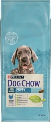 Purina Beta (Dog Chow) Puppy Large Breed with Turkey