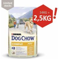 DOG CHOW COMPLET AVEC DU POULET