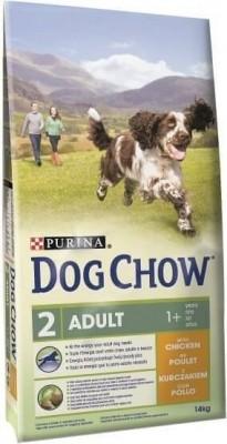 DOG CHOW Adult mit Huhn und Reis