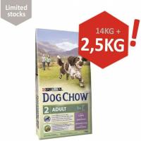 DOG CHOW Adult mit Lamm und Reis