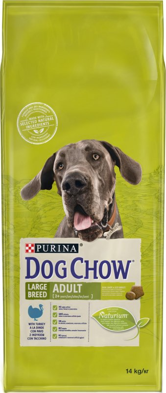 DOG CHOW Chien Adult Large Breed