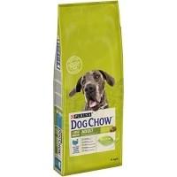 DOG CHOW pour grand chien adulte avec de la dinde