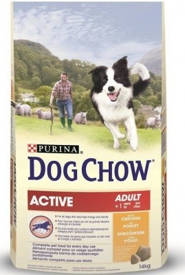 Purina Beta (Dog chow) Active Adult 1+ Chicken