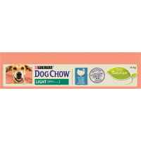 DOG CHOW pour chien Light à la dinde