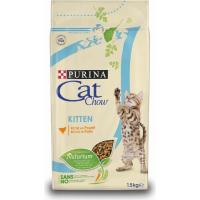 CAT CHOW  para gatitos con pollo