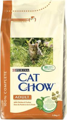 CAT CHOW  DULT rico en pollo