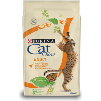 CAT CHOW ADULT pour chat riche en poulet