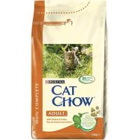 CAT CHOW ADULT riche en poulet